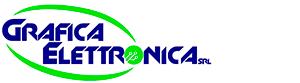 Grafica elettronica logo